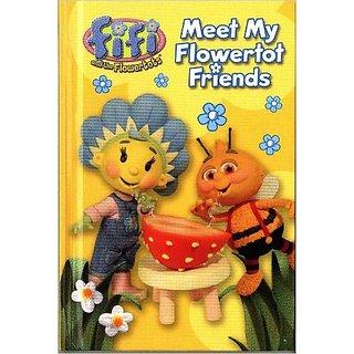 Fifi And The Flower Tots Meet My Flowertot Friends