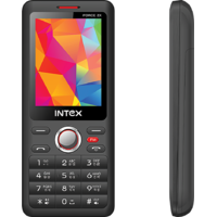 Intex Force ZX Camera With LED Flash - Black