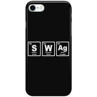 The Fappy Store SWAG Back Cover for Apple iPhone 7