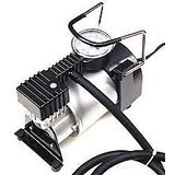 Metal Body 12 V Electric Air Compressor Air Pump Tyre Tire Inflator