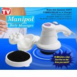 Manipol Full Body Massager + Free 3 Attachments - Original Beware Of Fake