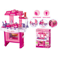 Kitchen Play Set With Light And Sound [CLONE]