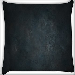 Snoogg Metal Textures Digitally Printed Cushion Cover Pillow 16 x 16 Inch
