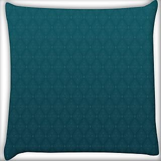 Snoogg Backgrounds Calm Digitally Printed Cushion Cover Pillow 24 X 24 Inch