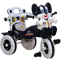 AMARDEEP  CO. Black  White Tricycle 1523