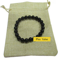 Protection Bracelet -Black Obsidian- Excellent Personal Healing Crystal