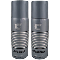 Carrera Impression Deodorant Combo Of 2 Pcs. For Men 200 Ml