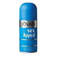 Jovan Sex Appeal (M) 150Ml - DEODORANT - For MEN - 150 ML