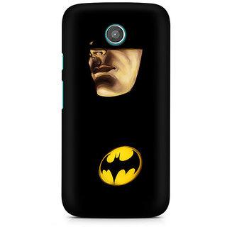 CopyCatz Batman In The Dark Premium Printed Case For Moto E