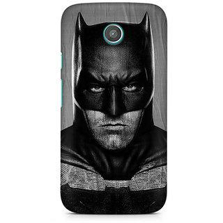 CopyCatz Batman The Dark Crusader Premium Printed Case For Moto E