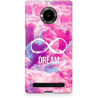 CopyCatz Infinite Dream Premium Printed Case For Micromax YU Yuphoria