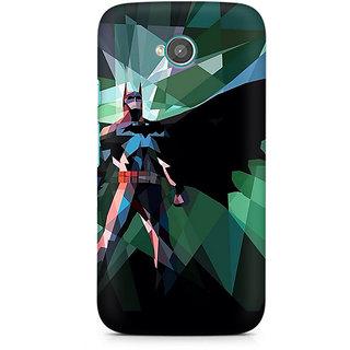 CopyCatz Batman Abstract Scream Premium Printed Case For Moto E2