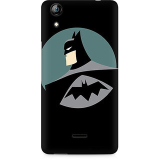 CopyCatz Batman Bond Style Premium Printed Case For Micromax Canvas Selfie 2 Q340