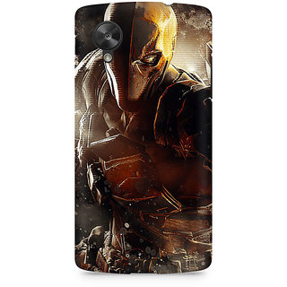 CopyCatz Deathstroke Premium Printed Case For LG Nexus 5