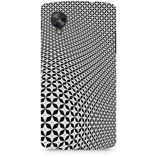 CopyCatz Diamong Illusion Premium Printed Case For LG Nexus 5