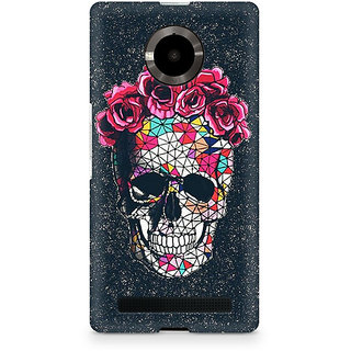 CopyCatz Lovely Death Premium Printed Case For Micromax YU Yuphoria