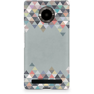 CopyCatz Mountains In Grey Premium Printed Case For Micromax YU Yuphoria