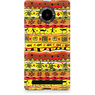 CopyCatz Tribal Art Premium Printed Case For Micromax YU Yuphoria