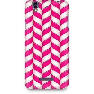 CopyCatz Candy Strips Premium Printed Case For Micromax YU Yureka A05510
