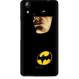 CopyCatz Dark Batman Premium Printed Case For Micromax Canvas Selfie 2 Q340
