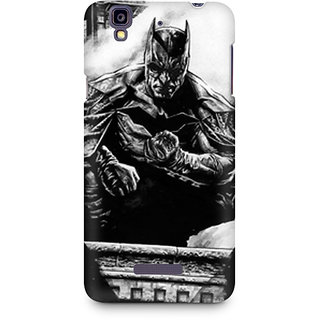 CopyCatz Batman Premium Printed Case For Micromax YU Yureka A05510