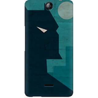 CopyCatz Dark Knight Premium Printed Case For Micromax Canvas Juice 3 Q392