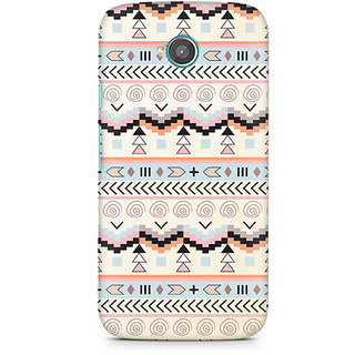 CopyCatz Tribal Chic07 Premium Printed Case For Moto E2