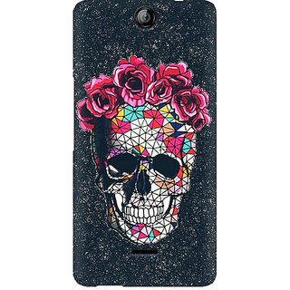 CopyCatz Lovely Death Premium Printed Case For Micromax Canvas Juice 3 Q392