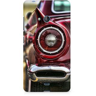 CopyCatz Chevrolet Premium Printed Case For Nokia Lumia 540