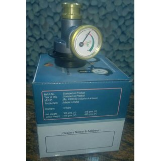 Gas Safety and Gas Saver Device