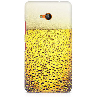 CopyCatz Beer Froth Premium Printed Case For Nokia Lumia 640