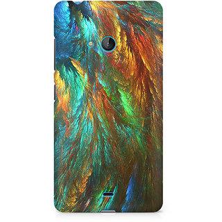 CopyCatz Peacock Shades Premium Printed Case For Nokia Lumia 540