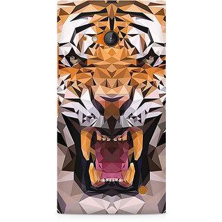 CopyCatz Roaring Tiger Premium Printed Case For Nokia Lumia 730