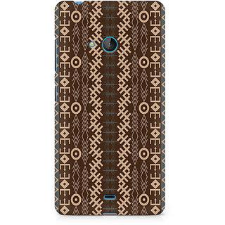 CopyCatz Gemoetric Strip Premium Printed Case For Nokia Lumia 540