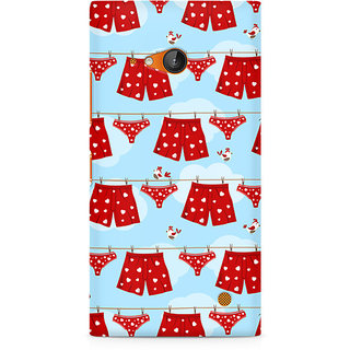 CopyCatz Boxers And Panties Premium Printed Case For Nokia Lumia 730
