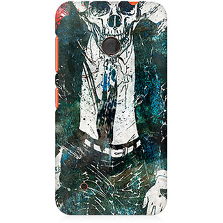 CopyCatz Dead Man Walking Premium Printed Case For Nokia Lumia 530