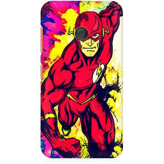 CopyCatz Flash Premium Printed Case For Nokia Lumia 530