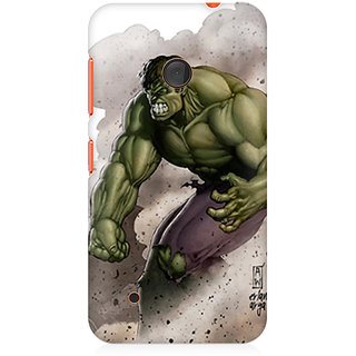 CopyCatz Hulk The Destroyer Premium Printed Case For Nokia Lumia 530