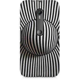 CopyCatz Illusion Sphere Premium Printed Case For Moto X Style