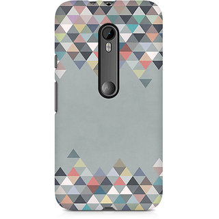 CopyCatz Mountains In Grey Premium Printed Case For Moto X Style