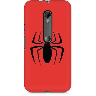 CopyCatz SpiderMan Spider Premium Printed Case For Moto X Force
