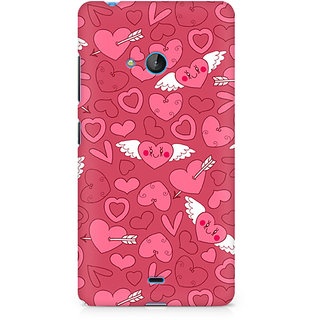 CopyCatz Wngs Of Love Premium Printed Case For Nokia Lumia 540