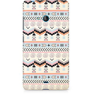 CopyCatz Tribal Chic07 Premium Printed Case For Nokia Lumia 540