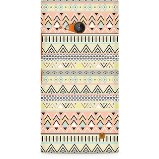CopyCatz Tribal Chic10 Premium Printed Case For Nokia Lumia 730