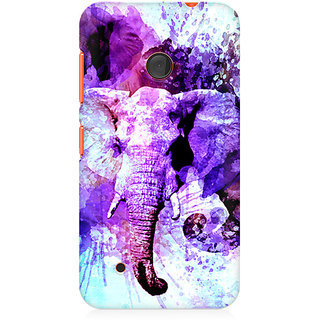 CopyCatz Watercolor Elephant Premium Printed Case For Nokia Lumia 530