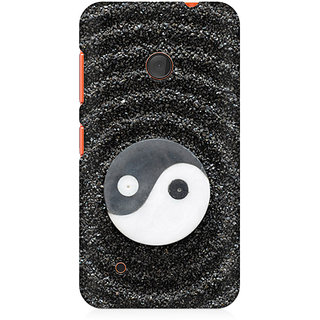 CopyCatz Yin And Yang Stones Premium Printed Case For Nokia Lumia 530