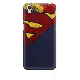 CopyCatz Superman Premium Printed Case For Oppo A37