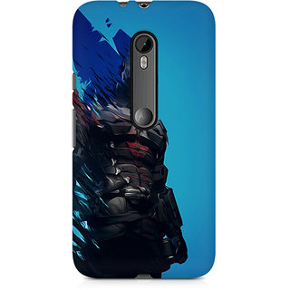 CopyCatz The Arkham Knight Premium Printed Case For Moto X Force