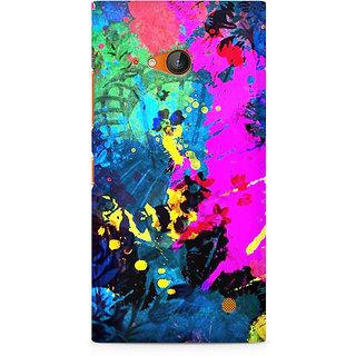 CopyCatz Artful Splatter Premium Printed Case For Nokia Lumia 730