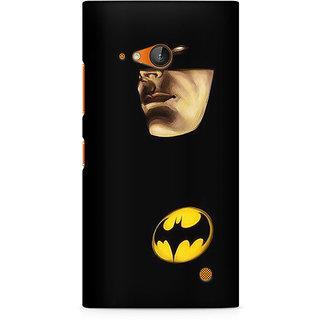 CopyCatz Dark Batman Premium Printed Case For Nokia Lumia 730
